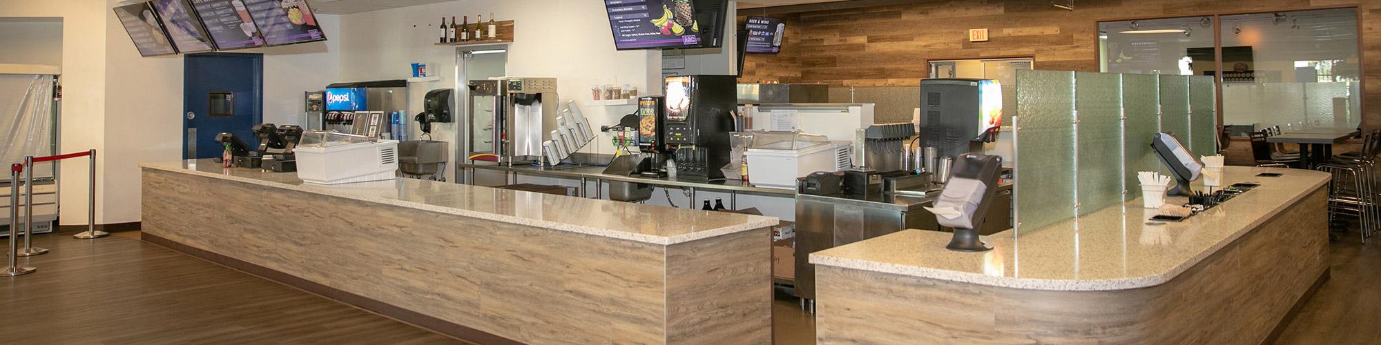 ASC Cafe Counter